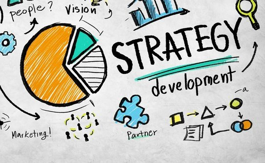 Strategy Digital Marketing